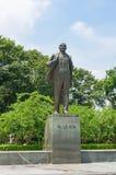 Russische kommunistische Führer Lenin-Statue Stockbild