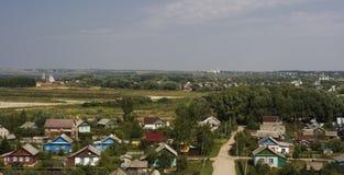 RUSSISCHE Landschaft Stockfotografie