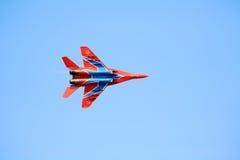 Russische Mig de vechtersvliegtuig van 29 M2 Royalty-vrije Stock Foto