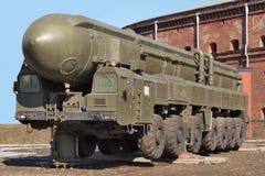 Russische militair Royalty-vrije Stock Foto's
