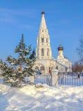 Russische monasreries stock foto's