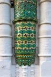 Russische Muster Stockbild
