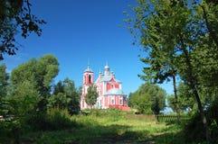 Russische Natur! Stockfotos
