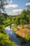 Russische Natur Stockfoto
