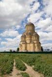 Russische Orthodoxe kerk Stock Foto's