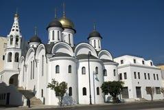 Russische orthodoxe kerk, Havana, Cuba Royalty-vrije Stock Foto's