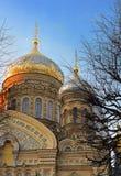 Russische orthodoxe Kirche Lizenzfreie Stockfotos