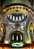 Russische Orthordox Kirche Harbin China Heilig-Sofia- stockfotografie