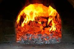Russische oven stock fotografie