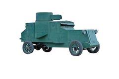 Russische pantserwagen Royalty-vrije Stock Foto