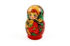 Russische Puppe lizenzfreies stockbild