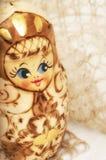 Russische Puppe lizenzfreie stockbilder