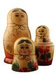 Russische Puppen Lizenzfreies Stockbild