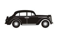 Russische retro delen car Stock Afbeelding