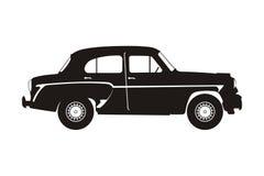Russische retro delen car Stock Foto's
