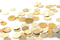 Russische Rubel Lizenzfreies Stockbild