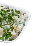 Russische Salade Stock Afbeeldingen