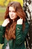 Russische schoonheid Royalty-vrije Stock Afbeelding