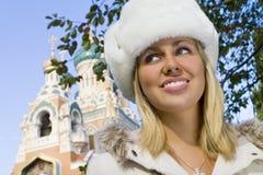 Russische Schoonheid Stock Afbeeldingen