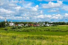 Russische Stadt von Suzdal Stockfoto