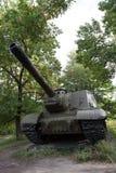 Russische tank Royalty-vrije Stock Afbeeldingen