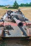 Russische tank Royalty-vrije Stock Foto's
