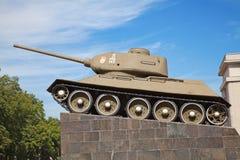 Russische Tank Stock Fotografie