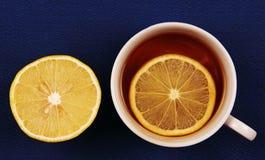 Russische thee. Stock Afbeelding