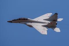 Russischer Drehpunkt MiG-29 Stockfotos