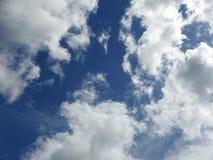 Russischer Himmel lizenzfreie stockfotografie