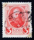 Russischer Kaiser Alexander III., circa 1913 Stockbilder