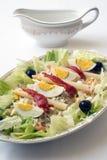 Russischer Salat Lizenzfreies Stockfoto