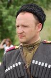 Russischer Soldat von WW2 Stockfoto