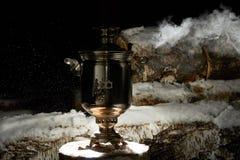 Russischer Tee Stockbild