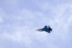 Russisches aerobatic Team Stockbild