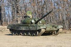 Russisches Becken T-72 Lizenzfreie Stockfotos