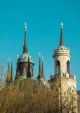 Russisches gotisches Lizenzfreie Stockbilder