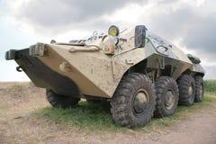 Russisches Kampffahrzeug der gepanzerten Infanterie lizenzfreies stockbild