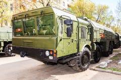 Russisches Kurzstreckensystem ballistischer Rakete Armee Iskander M Lizenzfreies Stockbild