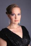 Russisches Mädchen Stockbild