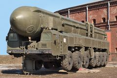 Russisches Militär Lizenzfreie Stockfotos
