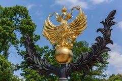 Russisches Wappen Stockbilder