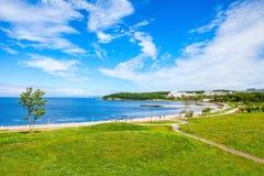 Russky island near Vladivostok Stock Image