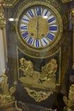 Russland, Angarsk 02/01/2018 Museum der alten Uhr Lizenzfreies Stockbild