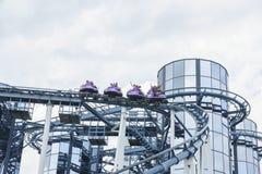 Russland-Bereich - Europa-Park, Deutschland Stockfotografie