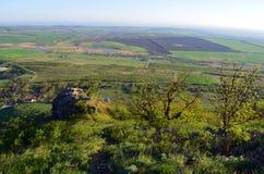 Russland, der Kaukasus, Ansicht vom Berg VerbludCamel Lizenzfreies Stockbild
