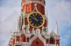 Russland Der Kreml auf Rotem Platz in Moskau 25. Mai 2017 Stockfotografie