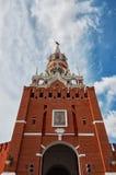 Russland Der Kreml auf Rotem Platz in Moskau 25. Mai 2017 Lizenzfreies Stockbild