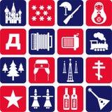 Russland-Ikonen Lizenzfreie Stockbilder