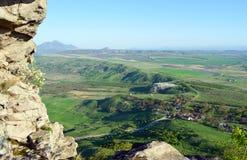 Russland, Kaukasus Berg Beshtau Stockbild